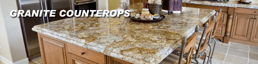 Granite Countertop Cleaning, Sealing, Repair, Polishing